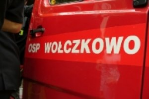 Akcja poszukiwawcza w miejscowości Mosty (gmina Goleniów)