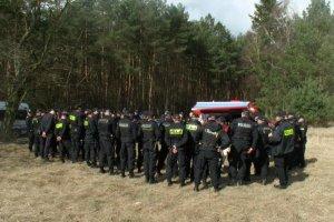 Zorganizowane działania poszukiwawcze – szkolenie funkcjonariuszy OPP w Szczecinie