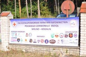 Zachodniopomorskie Manewry Ratownictwa PCK Mielno