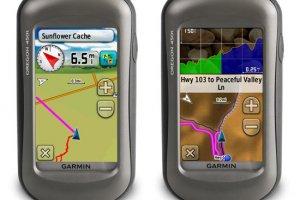 Nowe odbiorniki GPS