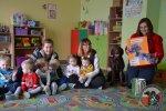 Wizyta w żłobku Urwisek w Policach 2017-02-10