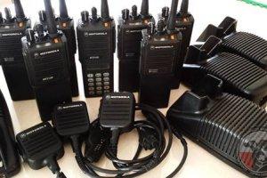 Radiostacje od Policji dla SPR OSP Wołczkowo