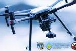 Dron w GPR OSP Wołczkowo