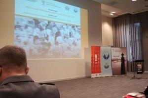 """Konferencja """"Poszukiwanie osób zaginionych w Polsce i w Europie"""""""