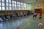 Odwiedziny GPR OSP Wołczkowo w Szkole Podstawowej Nr 6 w Policach.