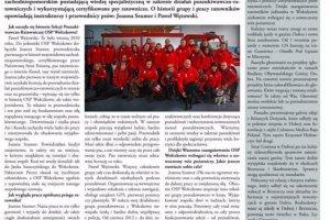 Kurier Lokalny Gminy Dobra o Zachodniopomorskie Psy Ratownicze z OSP Wołczkowo