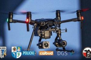 Dodatkowe wsparcie na drona