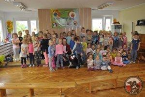 Wizyta w niepublicznym przedszkoleu Uśmiech
