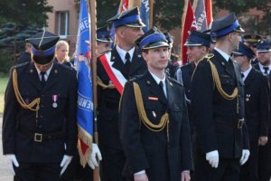 Powiatowe Obchody Dnia Strażaka w Policach 2016