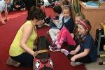 Pokazy w Szkole Podstawowej na Bezrzeczu
