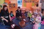 Spotkanie z przedszkolakami, 03.02.2015r.