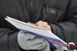 Kolejne ćwiczenia zimowe - koordynacja działań i praca z urządzeniem GPS