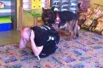 Spotkanie z przedszkolakami 25.02.2015r.