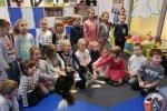 """Projekt """"Pies przyjaciel dziecka"""" w Przedszkolu Publicznym w Przecławiu"""