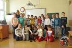 Odwiedziny w Szkole Podstawowej numer 53 w Szczecinie