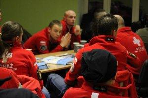 Szkolenie z zakresu zarządzania stresem kontrolowania emocji podczas akcji poszukiwawczej