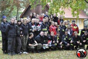 Zostań strażakiem - pieszy rajd dla młodzieży!