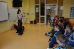 26.02.2016 Zajęcia z dziećmi w Szkole Podstawowej w Mierzynie