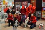 Fundacja DKMS w C.H. Auchan Kołbaskowo.