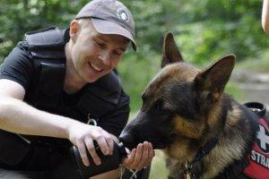 Na dobry początek - nasze psy ratownicze!