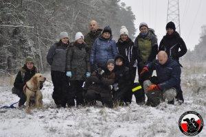 Trening zimowy!