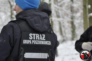 Poszukiwania Nowe Warpno, 18.12.2012