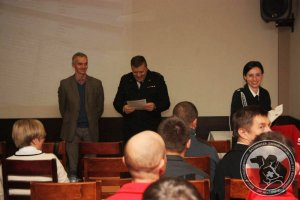 """Nasi przewodnicy ukończli pozytywnie """"Szkolenie Kierujących Działaniami Ratowniczymi dla członków OSP"""""""