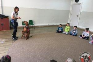 Spotkanie w Niepublicznej Szkole Podstawowej Promyk ze Szczecina